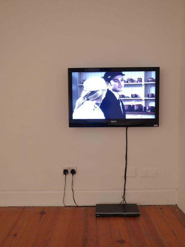 Impirioso Trailer / Sarah Baker. 2013. DVD loop, 2'40